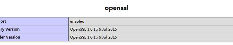 openssl