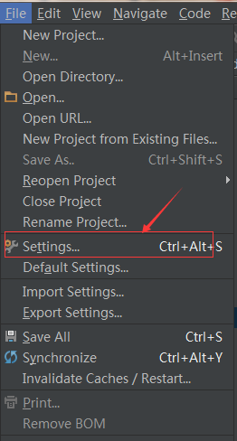 settings-phpstorm